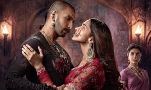 فلم باجی راؤ مستانی پر پابندی کا مطالبہ