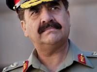 پاکستان کے آرمی چیف جنرل راحیل شریف