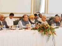 مغربی روٹ ترجیحی بنیادوں پر مکمل کیا جائے گا : وزیراعظم نواز شریف