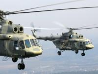 امریکن ہیلی کاپٹر آپس میں ٹکرانے سے تباہ