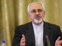 امید ہے ایران پر لگی پابندیاں آج ختم کر دی جائے گی : جواد ظریف