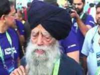 میراتھن میں دوڑنے والا دنیا کا سب سے بوڑھا شخص
