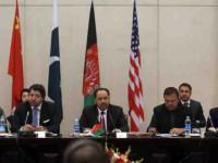 افغانستان میں امن کے قیام کے لئے مذاکرات
