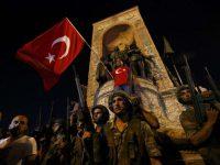 ناکام بغاوت میں صرف نو ہزار فوجی شامل تھے : ترک حکام