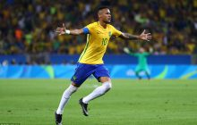 ریو اولمپکس میں میزبان برازیل نے جرمنی کو فٹ بال میں پنلٹی ککس میں شکست دے کر سونے کا تمغہ جیت لیا۔