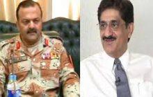 وزیراعلیٰ سندھ مراد علی شاہ کی کورکمانڈر کراچی / آئی جی سندھ سے ملاقات