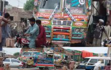 کمالیہ میں ٹریفک کا مسئلہ دن بدن شہریوں کی پریشانی میں اضافہ کا باعث