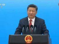 چین کے صدر کا جی ٹونٹی بزنس سر براہی کانفرنس سے خطاب