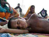 بھوک کے شکار ممالک کی فہرست جاری ، پاکستان کا کونسا نمبر جانئیے؟