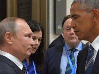 ٹرمپ کو روس کے سامنے ڈٹ جانا چاہے: براک اوباما