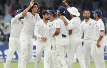 انگلینڈ کے خلاف بھارتی پندرہ رکنی ٹیسٹ کرکٹ ٹیم کا اعلان