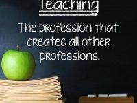 جس قوم کے ٹیچرز خوشحال اور معاشی طور پر مضبوط ہونگے اس قوم کے طلباء وطالبات بھی بہتر معیار تعلیم حاصل کرسکیں گے