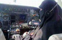 دنیا کی پہلی با حجاب خاتون پائلٹ کا تعلق کہاں سے ہے