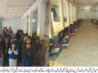 مدرسہ غوثیہ مہریہ نصیریہ متصل جامع مسجدشیرخیل میں سانحہ پشاورکے شہداء کی دوسری برسی منائی گئی