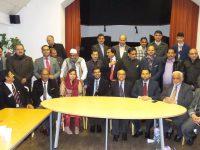 آل جمعوں کشمیر مسلم کانفرنس کی برطانیہ میں تقریب سردار عثمان علی خان کی خصوصی شرکت
