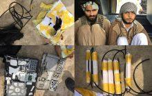 ٹوبہ ٹیک سنگھ سی ٹی ڈی کی بڑی کاروائی دو مبینہ دہشت گرد گرفتار بھاری مقدار میں دھماکہ خیز مواد برآمد کرلیا گیا۔
