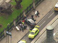 لندن پارلیمنٹ کے قریب حملے میں 4 افراد ہلاک اور بیس سے زیادہ زخمی