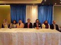 بر طانیہ میں انٹرنیشنل پاکستانی رائیٹرز کلب کا قیام ، نوجوان صحافی سید سلمان اکبر رضوی کو نائب صدر مقرر